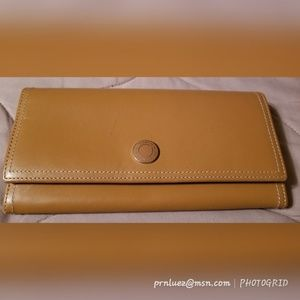 Coach Smooth Leather Wallet